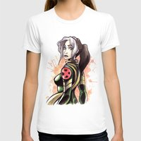 rogue T-shirts featuring Rogue by Raenyras