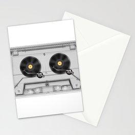 Mixtape vintage Stationery Cards