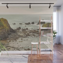 Ecola Point, Oregon Coast, hiking, adventure photography, Northwest Landscape Wall Mural