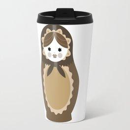 Matrioska-009 Travel Mug