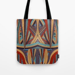 The bright majestic place Tote Bag
