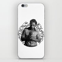 grimes iPhone & iPod Skins featuring Grimes by Ariane Lafreniere