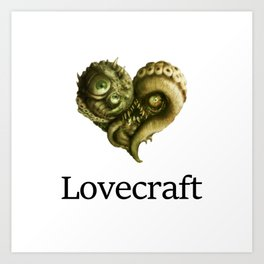 iLovecraft Art Print