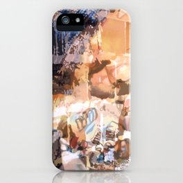 Hindered by Traces of Mistaken Perfection iPhone Case
