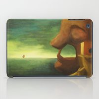 voyage iPad Cases featuring Voyage by Jiaxi Huang
