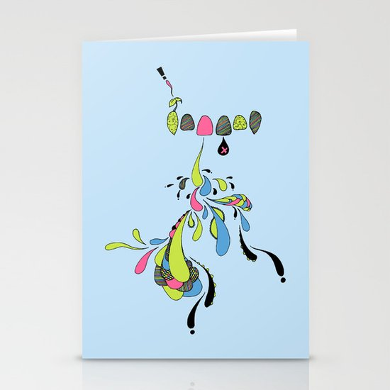 Growing Pain Stationery Cards