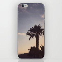 Malibu sunsets iPhone Skin