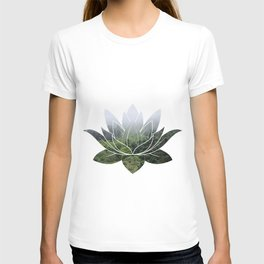 Forest Photography Lotus T-shirt
