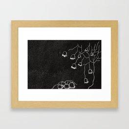 Tea Tree Framed Art Print