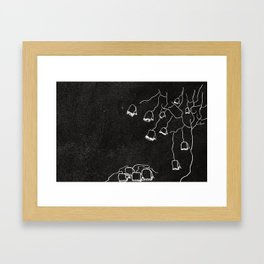 Tea Tree Framed Art Print