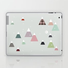 winter    in white Laptop & iPad Skin