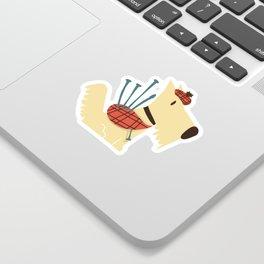 Scottish  Terrier - My Pet Sticker