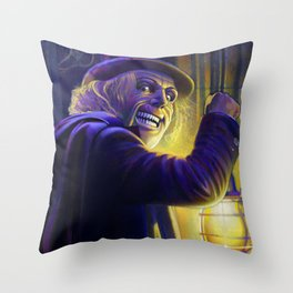 "Lon Chaney from ""London After Midnight"" (1927) Throw Pillow"