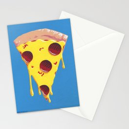 Give Me A Pizza Your Mind Stationery Cards