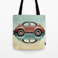 4 speed Bug Tote Bag