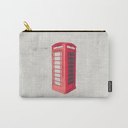 Oxford Phone Booth Carry-All Pouch