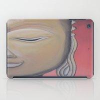 gem iPad Cases featuring Zen Gem by McNallieGalleries