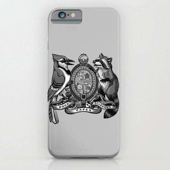 Regular Crest iPhone & iPod Case