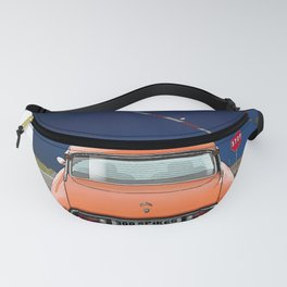Can-can Stop Sign Fanny Pack