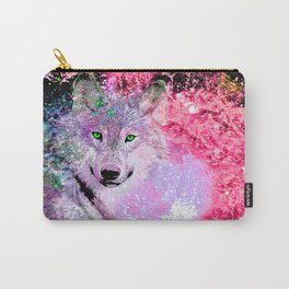 SHE WOLF Carry-All Pouch