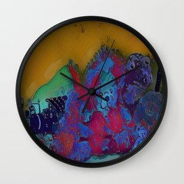The Toy Room Wall Clock