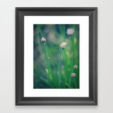 The Joy Of Spring Framed Art Print