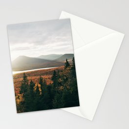 Mount Katahdin Stationery Cards