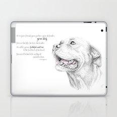 Murphy :: Loyalty Laptop & iPad Skin