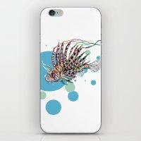 venom iPhone & iPod Skins featuring Venom by Hanna Lemoine