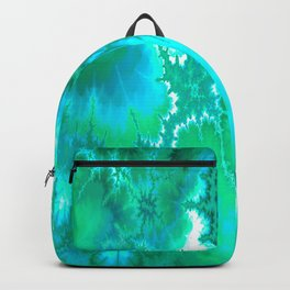 Synaptic Transmission Green Solace Backpack
