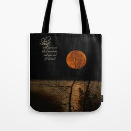 Shine! Tote Bag