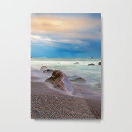 maia beach 2 Metal Print