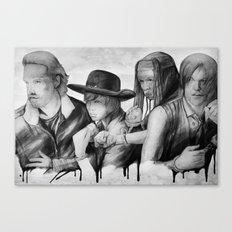 Survive Canvas Print