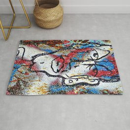 Cleft Chin Rug