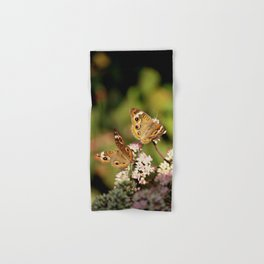 Butterfly Dance Hand & Bath Towel