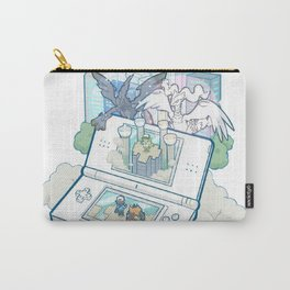 Pocket Monsters V4 - Facing Time & Space Carry-All Pouch