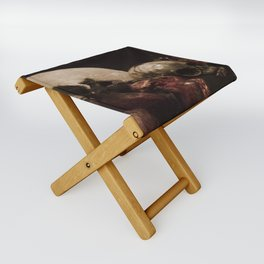 The Ripened Wisdom of the Dead Folding Stool