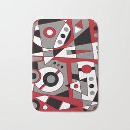 Abstract #979 Bath Mat