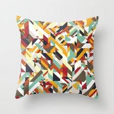 Native Geometric Throw Pillow