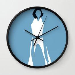 Satisfaction Wall Clock