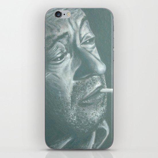 serge&gitane! iPhone & iPod Skin