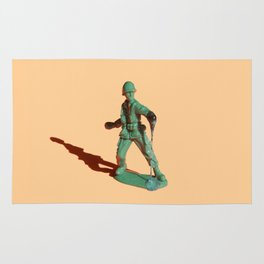 Toy Soldier III Rug
