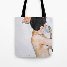 Cuarencha Ducha Tote Bag