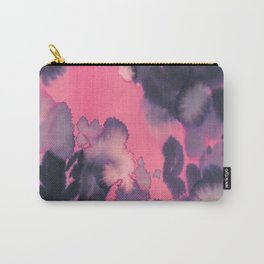 watercolor waves COLLAB DYLAN SILVA Carry-All Pouch