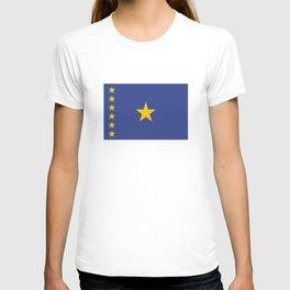 Kinshasa ethnic flag T-shirt