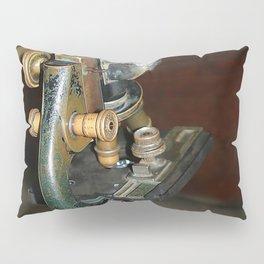 Old Microscope Pillow Sham