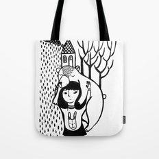 My winter season Tote Bag