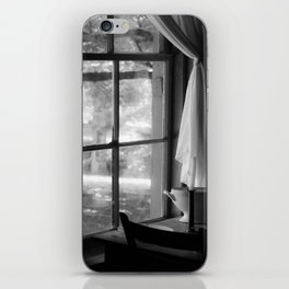 window in time iPhone Skin