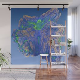 Mean Coral Wall Mural