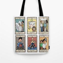 Office Tarot - Series 2 - Agile Tote Bag